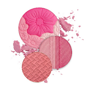 Patterned Blusher